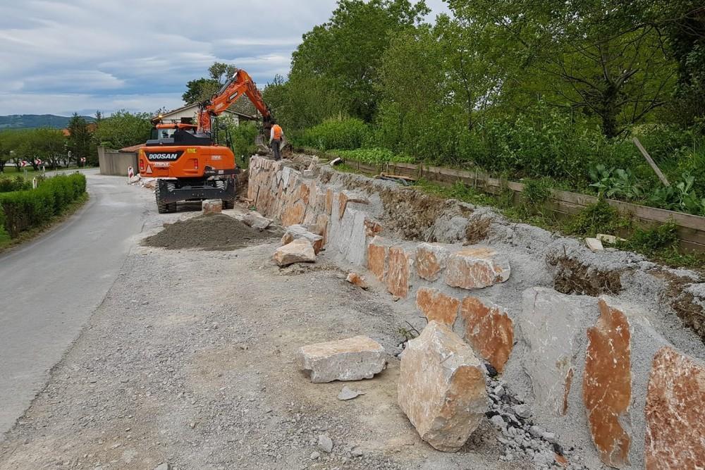 Kamnita zložba Lokavec-Brod