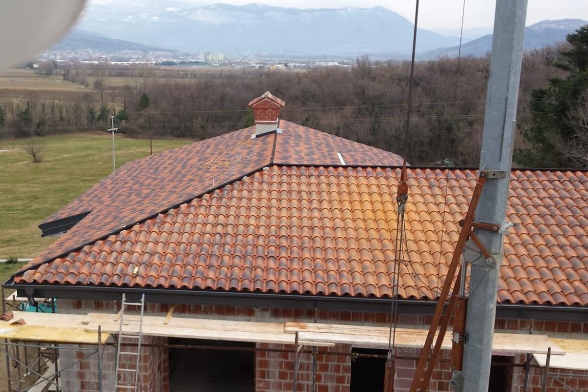 Hiša Šapla, Lokavec